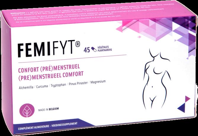 Boîte du produit Femifyt